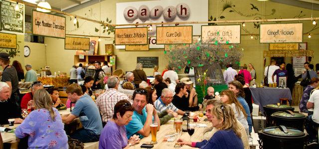 Earth Fair Food Market Tokai