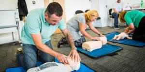First Aid Level 1 Weekend Course