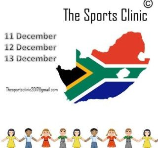The kids' sports clinic 2017